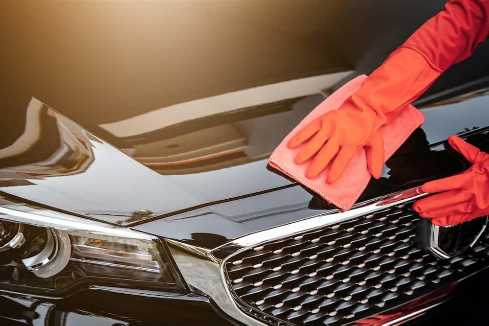 nu finish car polish review
